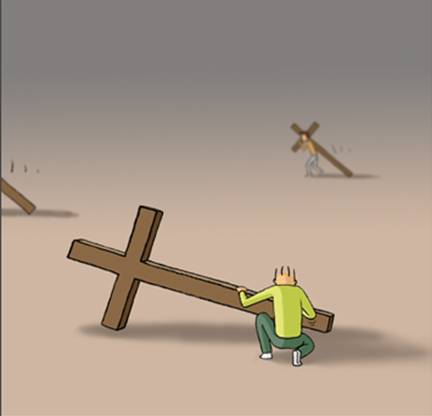The Cross We Bear